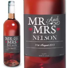 Mr & Mrs Rose Wine